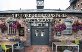 The Lord High Constable of England
